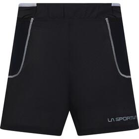 La Sportiva Freccia Shorts Herrer, sort/grå